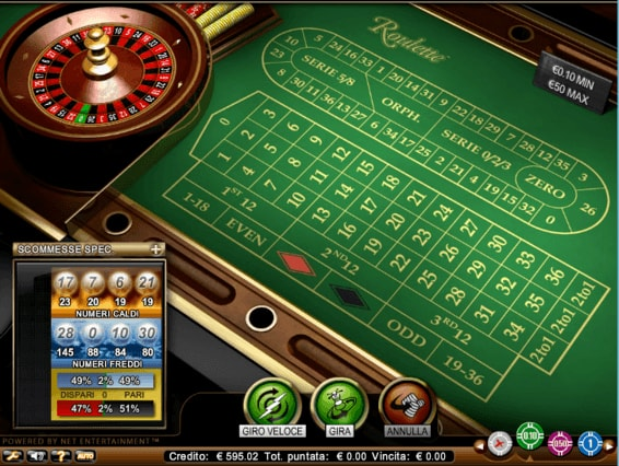 william-hill - Roulette